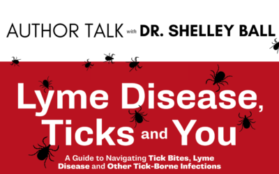 Upcoming Author Talk with Dr. Shelley Ball