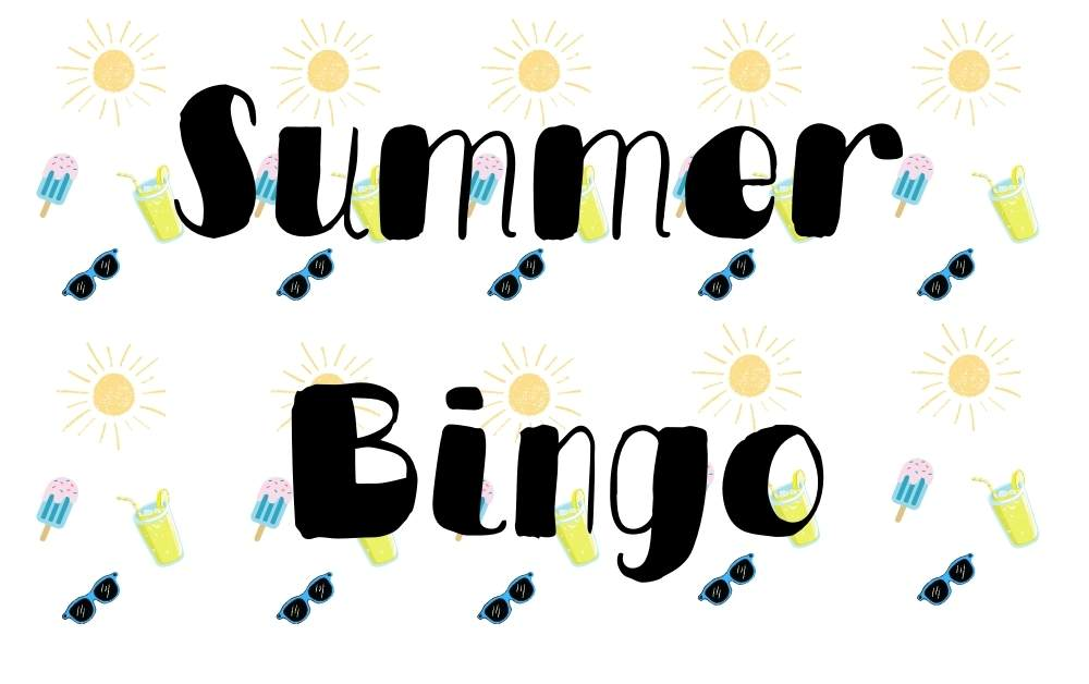 Teens & adults: win more prizes with Summer Bingo